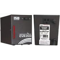 Compensador De Voltaje Isb Cvr2500 1500w Refrigerador Puebla