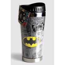 Copo Térmico Batman - Dc Comics