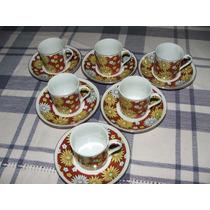 Hermoso Juego Para Café Express Oriental