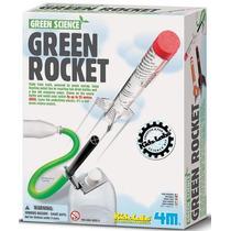 Experimenta Kit Cohete Ecológico Green Rocket 6+ 4m