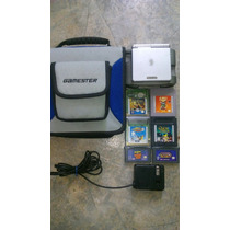 Game Boy Advance Sp Con 6 Juegos, Harry Po, Mario Vs Donkey