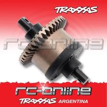 Tra 7078 -corona Y Pinion De Diferencial Para Mini Revo
