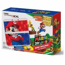 New Nintendo 3ds Edição Super Mario 3d Land