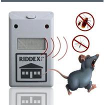 Repelente Eletronico Ultrassonico Riddex Ratos Baratas