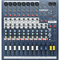 Soundcraft Consola Pasiva Epm8, 8 Canales