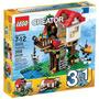 Brinquedo Novo Lego Creator A Casa Na Árvore 31010