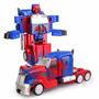 Carro Transforners Optimus Prime Robot Control Remotott662