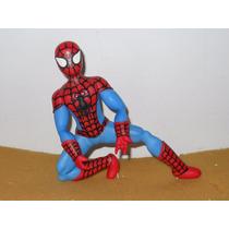 Hombre Araña ( Spiderman ) En Porcelana Fría