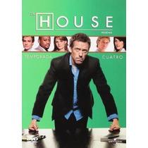 Dr. House Cuarta Temporada Serie En Dvd