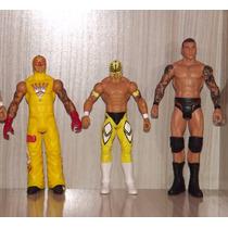 Bonecos Wwe - Rey Mysterio, Randy Orton - 170,00 Cada