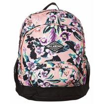 Divina Mochila Kids Girls Dahlia Backpack Billabong !