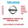 Amortiguadores Nissan B13 B14 B15 Almera B16 Tiida Murano