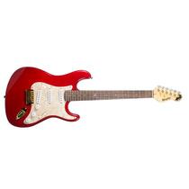 Guitarra Dolphin Strato Rocket Vermelho