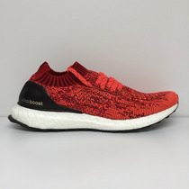 Tenis Adidas Ultra Boost Uncaged Rojo Hombre Look Trendy