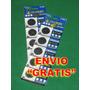 50 Pila Bateria Cr2032 De Lithio 3 V , Envio Gratis