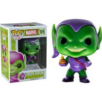 Funko Pop Spiderman - Green Goblin Duende Verde Hombre Araña