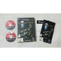 Resident Evil Americano Original Para Gamecube