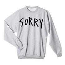 Buzo Justin Bieber Sorry
