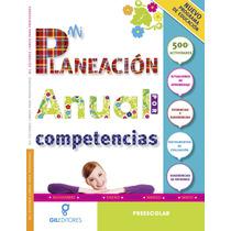 Mi Planeación Anual Por Competencias En Preescolar