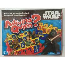 Adivina Quien Star Wars Juego De Adivinar Quien Es Val 15030