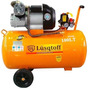 Compresor De Aire 100 Lt 4hp Bicilindrico Lusqtoff Hipermaq