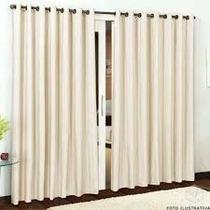 cortina para sala com blecaute nas janelas
