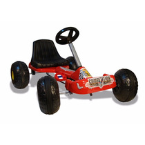 Karting A Pedal Formula 1 Auto Tracción A Cadena Cuatriciclo
