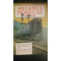 Revista Antigua Mecánica Popular Marzo 1955