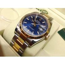 Rolex Datejust 116333 Acero Oro 18k Estuche Papeles Ofrezca!