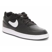Zapatillas Nike Priority Low Sb Hombres Cuero 641894-012