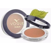 Rubor Blush Maquillaje Vogue Hipoalergenico Tienda Chacao
