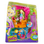 Piscina Polly Pocket Con Tobogan Original En Zona Sur