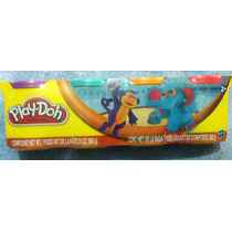 Play Doh 4 Colores