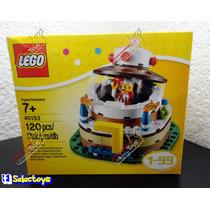 Set Lego Pastel Cumpleaños 40153 1-99 Años