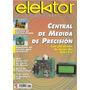 Colección De Revistas De Electrónica Elektor
