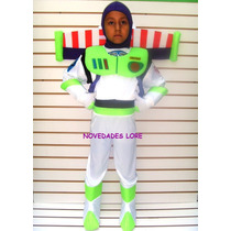 Disfraz Buzz Lighyear Toy Story Comodo Y Ligero Jessi Woody
