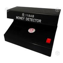 Testador De Dinheiro Falso Detector De Cedula Falsa
