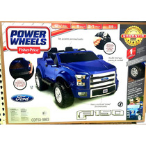 Fisher Power Wheels Ford F150 12 Volt