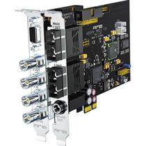 Interface De Áudio Rme Hdspe Madi Fx - 390 Canal Pcie
