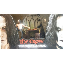 The Crow Reflections Deluxe Box Set Neca Figuras