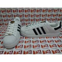 Adidas Superstar Caballero Originales Somos Tienda