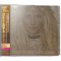 Cd Britney Spears - Glory [18 Faixas - Japones] Sob Encomend