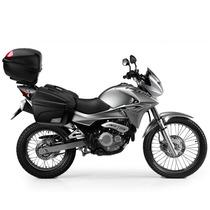 Kit Baules Y Soportes Laterales Honda Falcon 400 2015 Kappa