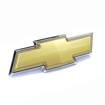 Emblema Gravata Dourada Grade Dianteira Meriva 2010 2012