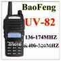 Radio Baofeng Uv82 Doblebanda Vhf/ Uhf Nuevo Con Caja!