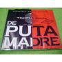 Eam Cd Maxi Terra Wan De Puta Madre 6 Remixes Maquina Total