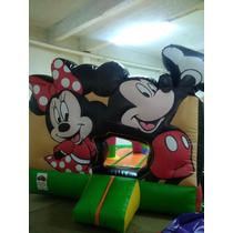Castillo Inflable Mickey