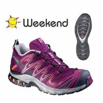 Zapatillas Salomon Xa Pro 3d Wp - Weekendpesca-ultimas 39-40