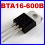Bta16/600 Bta16-600 Bta16-600b Thyristors 600v 16a Triac