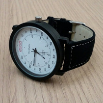 Relógio Masculino Caixa Grande Womage